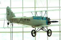 N6070 @ BFC - 1928 Swallow SWALLOW, c/n: 968 in Seattle Museum of Flight