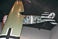 N7557U @ BFI - 1969 Fokker D-VIII, c/n: 545/18