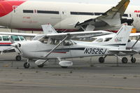 N3526J @ PAE - Cessna 172S, c/n: 172S8829 at PAE