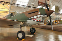 N2689 @ PAE - 1941 Curtiss Wright P-40C, c/n: 194 with Paul Allen Warbirds