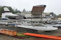 N4244S @ S60 - Cessna U206G, c/n: U20603814