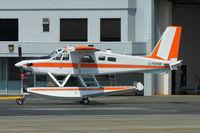 C-FCKW @ CYVR - 1968 Dehavilland DHC-2 MK. III, c/n: 1662TB36 - by Terry Fletcher