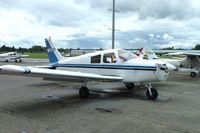 C-GNIC @ CYNJ - 1974 Piper PA-28-140, c/n: 28-7525158 - by Terry Fletcher
