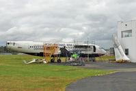 N726AL @ CYXX - Fraser Valley Uni Boeing 737-297, c/n: 22426