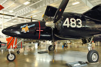 N6178C @ PAE - N6178C (Bad Kitty), Grumman F7F-3, c/n: 80483