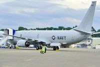 N397DS @ BFI - Boeing 737-8FV, c/n: 40809 - due to be delivered to US Navy as Bu168429