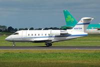 N267DW - CL60 - Executive Jet Management