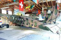 C-GROO - Ex Australian Army 1967 Pilatus PC-6/B1-H2, c/n: 662 at Abbotsford Skydive - by Terry Fletcher