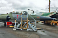 104645 @ CYNJ - Lockheed CF-104D Starfighter, c/n: 583A-5315 in Museum at Langley BC