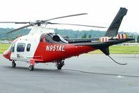 N951AL @ BFI - 2005 Agusta Spa A109E, c/n: 11632 at BFI