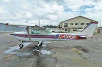 C-GHUA @ CYNJ - 1974 Cessna 150L, c/n: 15075482