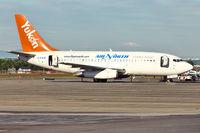 C-FJLB @ CYVR - Air North Boeing 737-201, c/n: 22273