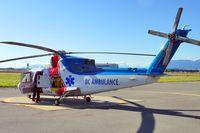 C-GHHJ @ CYVR - 1999 Sikorsky S-76C, c/n: 760500