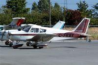C-FRBY @ CZBB - Piper PA-28-140 Cherokee [28-21250] Boundary Bay~C 20/07/2008 - by Ray Barber