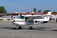 C-GPFF @ CZBB - Cessna 152 [152-82493] Boundary Bay~C 20/07/2008 - by Ray Barber