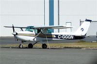 C-GGGN @ CZBB - Cessna 152 [152-84382] Boundary Bay~C 20/07/2008 - by Ray Barber