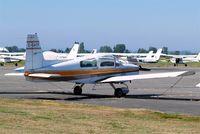 C-GATF @ CZBB - Grumman American AA-5 Traveler [AA5-0552] Boundary Bay~C 20/07/2008 - by Ray Barber