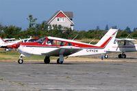 C-FYZW @ CZBB - Piper PA-28R-200 Cherokee Arrow [28R-35218] Boundary Bay~C 20/07/2008 - by Ray Barber