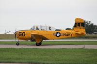 N500DR @ KDVN - Quad Cities Air Show - by Glenn E. Chatfield