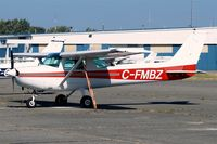 C-FMBZ @ CZBB - Cessna 152 [152-85571] Boundary Bay~C 20/07/2008 - by Ray Barber