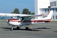 C-GMAP @ CZBB - Cessna 152 [152-82111] Boundary Bay~C 20/07/2008 - by Ray Barber