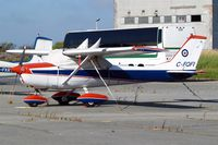 C-FQFI @ CZBB - Cessna 150K [150-71149] Boundary Bay~C 20/07/2008 - by Ray Barber