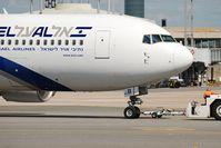 4X-EAB @ LFPG - ex ELY [LY] El Al Israel Airlines - by Jean Goubet-FRENCHSKY