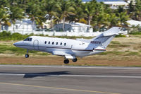 N516TH @ TNCM - landing at SXM - by martial Dekker