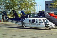 PP-MEM @ CZBB - Sikorsky S-76A [760092] BHS Brazilian (Helicopter Services) Boundary Bay~C 20/07/2008