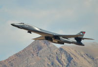 85-0084 @ KLSV - Taken during Red Flag Exercise at Nellis Air Force Base, Nevada. - by Eleu Tabares