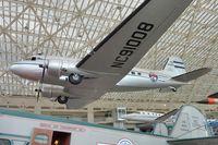 N91008 @ BFI - 1943 Douglas DC-3 C-47A-30-DK, c/n: 13977 at Seattle Museum of Flight