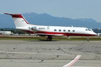 N461GT @ CYVR - 1987 Gulfstream Aerospace G-1159A, c/n: 411