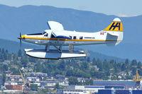 C-FLAP @ CYHC - 1958 Dehavilland DHC-3, c/n: 289