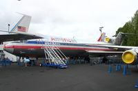 N874AA @ BFI - 1978 Boeing 727-223, c/n: 21386 at Seattle Museum of Flight