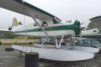 N8523 @ S60 - 1958 Dehavilland BEAVER U-6A, c/n: 57-6161