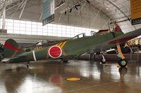 N750N @ PAE - Nakajima KI-43-1B, c/n: 750 with Paul Allen Warbirds