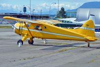 C-GHPG @ CYVR - 1954 De Havilland Canada DHC-2 Beaver Mk.1, c/n: 713 ex USAF 57-7905