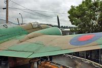 P5436 @ CYNJ - Handley Page Hampden Mk.1, c/n: P5436