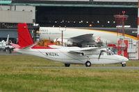 N162AL @ BFI - 1975 Aero Commander 690A, c/n: 11231