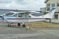 C-FWPU @ CYNJ - 1967 Cessna T210H, c/n: T2100315 - by Terry Fletcher