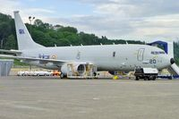 N393DS @ BFI - Boeing Co 737-8FV, c/n: 40610 destined for Indian Navy as Serial 320