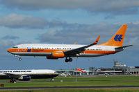 C-FTLK @ EIDW - Landing Rwy 28 at Dublin. - by Noel Kearney