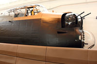 TW911 @ PAE - 1946 Avro Lancaster B.1, c/n: TW911 with Paul Allen Warbirds