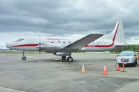 N580HW @ PAE - 1952 Convair 340-31, c/n: 2