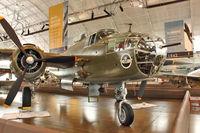 N41123 @ PAE - North American B-25J, c/n: 44-30254 at Paul Allens Warbirds
