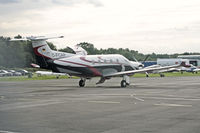 D-FCAP @ EGLK - Starboard side view - by OldOlympic