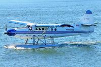C-FHAS @ CYHC - 1960 Dehavilland DHC-3, c/n: 382 , ex USAF 59-2229