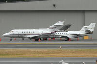 N850VP @ BFI - 2006 Raytheon Aircraft Company HAWKER 850XP, c/n: 258768 at BFI