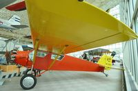 N979K @ BFI - 1929 Curtiss Wright ROBIN C-1, c/n: 628 in Seattle Museum of Flight