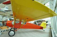 N979K @ BFI - 1929 Curtiss Wright ROBIN C-1, c/n: 628 in Seattle Museum of Flight